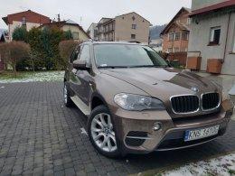 BMW X5 3.0.XDRIVE po lifcie zamiana