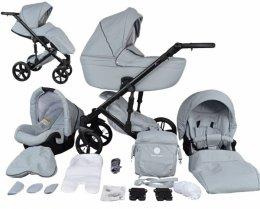 Promocja Wózki Dziecięce Berco 3w1 Wózek Dziecięcy babeboss