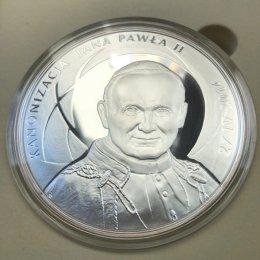 500 zł Kanonizacja Jan Paweł II - 27 IV 2014