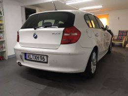 BMW 118d 143 ps automat Bezwypadkowe!!!