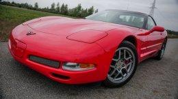 Chevrolet Corvette C5 Z06 NOWA! 9500 mil. WIDEO
