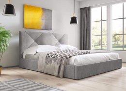 Łóżko tapicerowane KATIA z podnoszonym stelażem 140/160/180x200