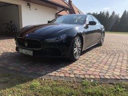 Maserati Ghibli 3.0 benzyna