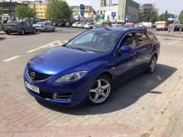 Mazda 6 GH 2009/10r
