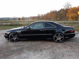 Mercedes 500KM CL55 AMG 2004 r. Kompressor V8 AMG