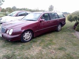 Mercedes W210, E 240 T, 2002, 2,6 benzyna + LPG, 260000 km okazja !!!