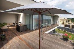 Nowy parasol KWADRATOWY DUŻY na ogród taras balkon ! 2 KOLORY WYSYŁKA