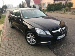 Piękny Mercedes W212 350 CDI 4-MATIC cena NETTO