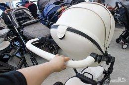 Kompletny wózek Mima Xari wózek dziecięcy
