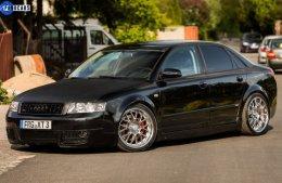 Audi A4 1.8 150KM klimatronic Tuning oplacony