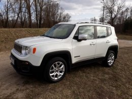 Jeep Renegade 1.4 Turbo 4x4 - 170KM Limited