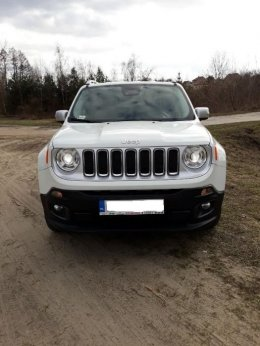 Jeep Renegade 1.4 Turbo 4x4 - 170KM Limited