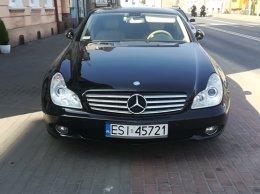 Mercedes Cls 3.2 Cdi V6. Stan idealny.