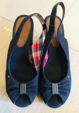 Wyprzedaż garderoby - buty Tommy Hilfiger