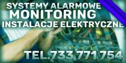 Montaż alarmu i kamer, systemy alarmowe, monitoring, kamery Stargard