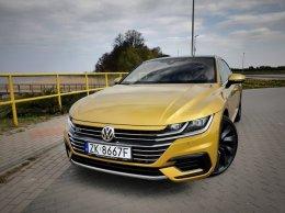 Volkswagen Arteon R-LINE na wynajem długot. / leasing z wykupem