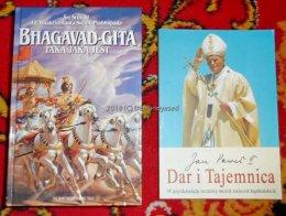 Bhagavadgita Jan Paweł II Żurek Wszołek religia filozofia