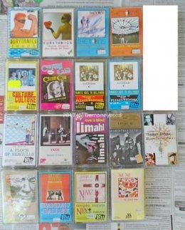 Kasety audio new romantics 80s Spandau Ballet Simple Minds Level42