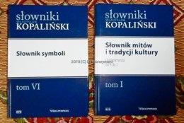 Kopaliński Słownik symboli mitów tradycji kultury filozofii