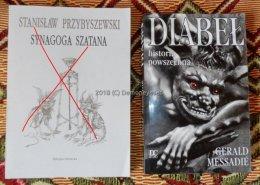 Książka Messadie Diabeł DaCapo czyli rzecz o diable stan db krk