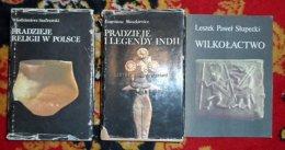 Pradzieje i legendy Indii Eugeniusz Słuszkiewicz Iskry