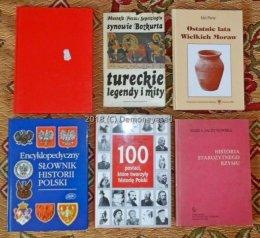 Szawrc 100 postaci Polski, Jaczynowska Rzym Sepetcioglu mity Turcji