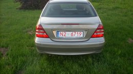Mercedes C Klasa 220 Diesel W 203 ,manual