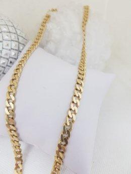 Złoty męski łańcuszek