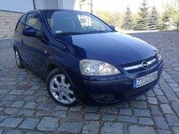 Opel Corsa C 1.7 dti 2002r Klima Alufelgi Auto Miejskie Spalanie 5/100