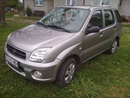 Subaru Justy 2003 rok 4x4 super stan!!