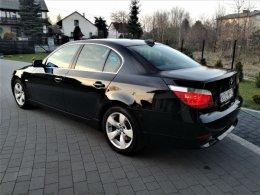 BMW E60 520d 163KM M47 Pełny Serwis BMW Bezwypadkowy w Idealnym Stanie