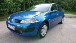 Renault Megane 1.6 benzyna 2003r