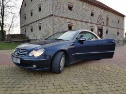 Sprzedam lub zamienie Mercedes clk