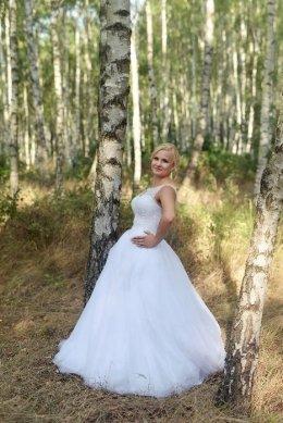 Suknia Ślubna Svwarowski
