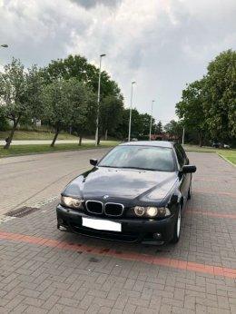 BMW E39 M Pakiet 530d manual, doinwestowane