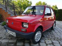 Fiat 126p przebieg 40 tys , nie Happy End śliczny