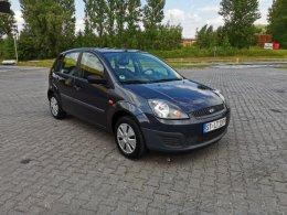 Ford Fiesta 1.4 - serwisowany - z Niemiec - bardzo zadbany