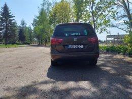 Seat Alhambra 2.0, 170km