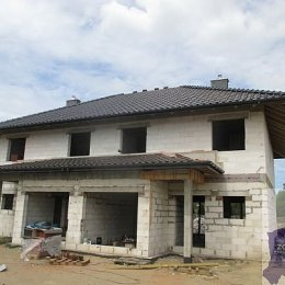 Nowy Dom w zabudowie bliżniaczej w Tanowie