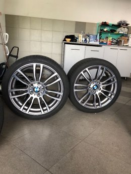 Oryginalne Koła BMW 19 cali 5x120 M-pakiet