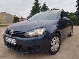 *VW Golf VI_1.6 MPI_102 PS_Klima_Podgrzewane siedzenia_164 TKM_z DE*