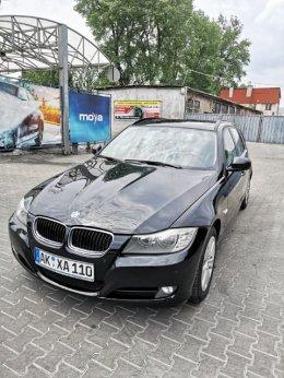BMW E91 Lift 318d Touring 143KM Klimatronic Elektryka Niemcy