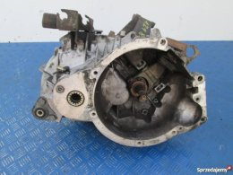 Skrzynia biegów Fiat Ducato 2.5 TDI, 2.8 i.d.TD, 1.9 D