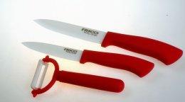 240 - Zestaw noży ceramicznych Frico