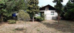 Dom (35m2)z tarasem, działka 750 m2, Wagowo I, ROD, 69 tyś. zł.