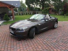 BMW Z4 2,4L 2009 Benzyna Bardzo zadbana -prywatne