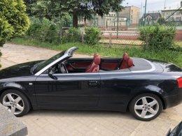Kabriolet Audi A4 B6 2,5 TDI