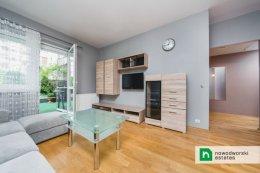 Zielony taras! Ciche, spokojne i jasne mieszkanie przy ul. Okulickiego