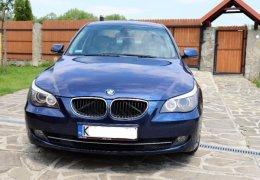 BMW 535ix, benzyna, 4x4, 306 koni