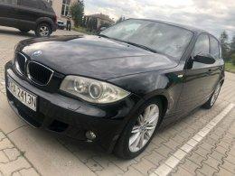 BMW Seria 1 Oryginalny M Pakiet, Xenon, Skóra, Alu, Pdc e87 118d